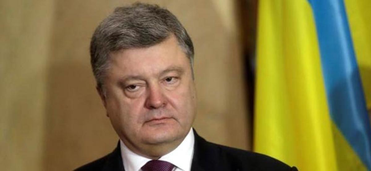 Ukrainian president to meet Merkel in Berlin on Monday
