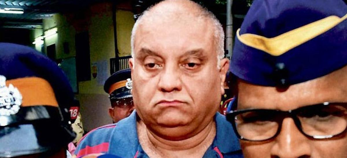 Peter Mukherjea charged with murder and criminal conspiracy