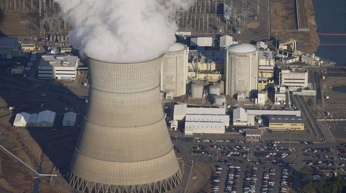 Explosion at French nuclear plant,