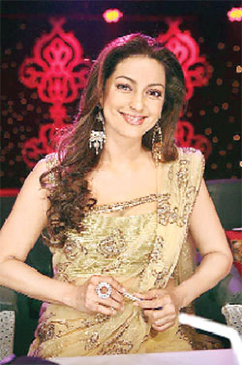 Juhi Chawla was never upset about pay parity