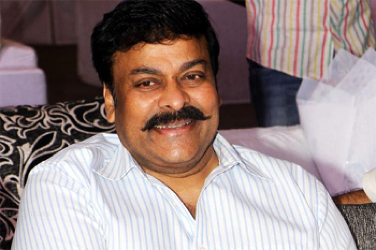 Chiru to unveil audio