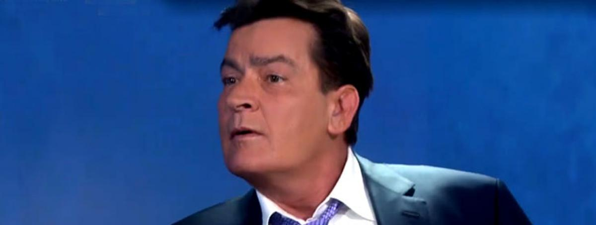 Video: I am HIV positive, spent millions to hide it: Charlie Sheen