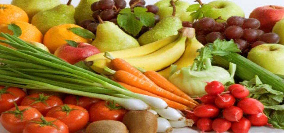 Sharp slump in fruit-vegetable exports prompts long-term remedies