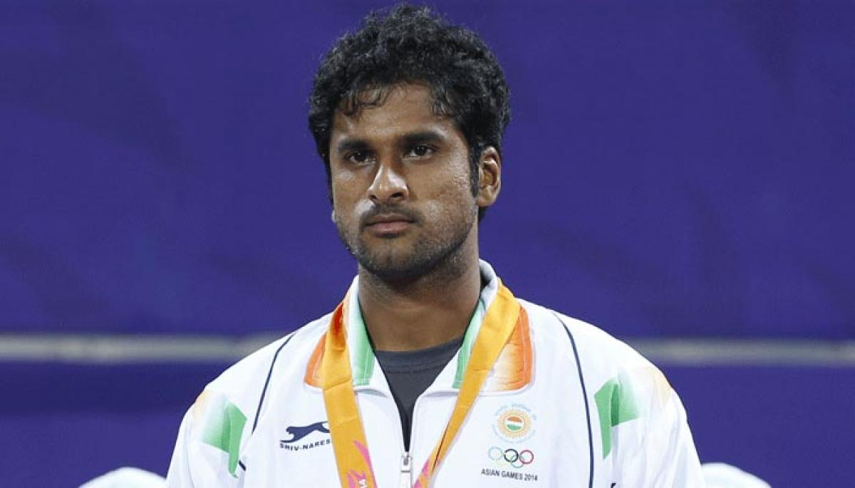 Saketh Myneni enters main draw
