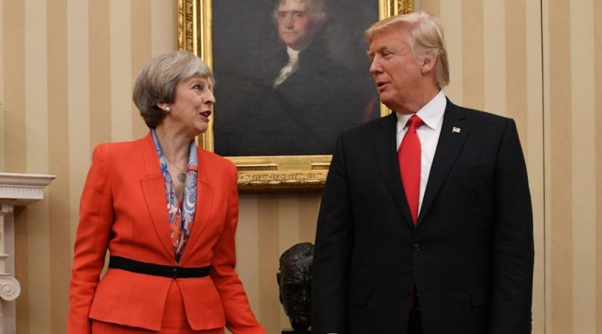 UK: Petition against Trump's visit gets nearly 2 million signatures