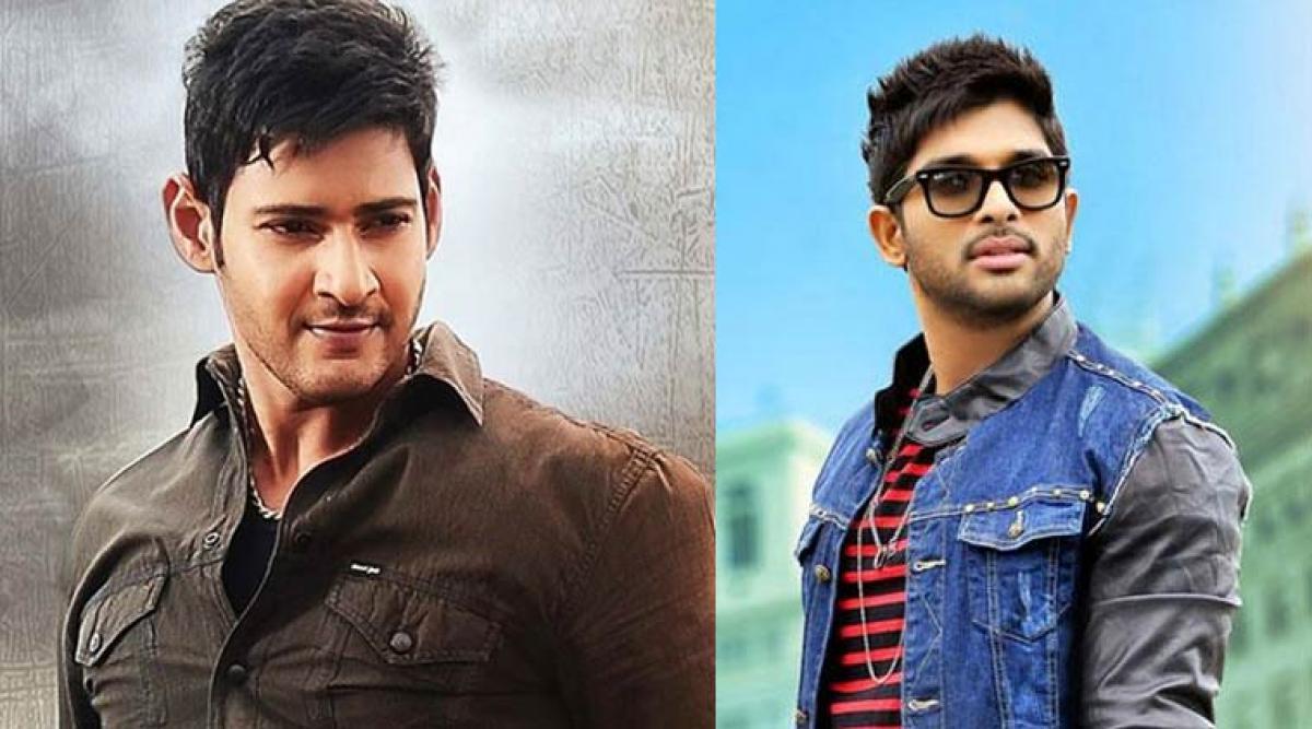 Mahesh Babu and Allu Arjun to become Kollywood stars?
