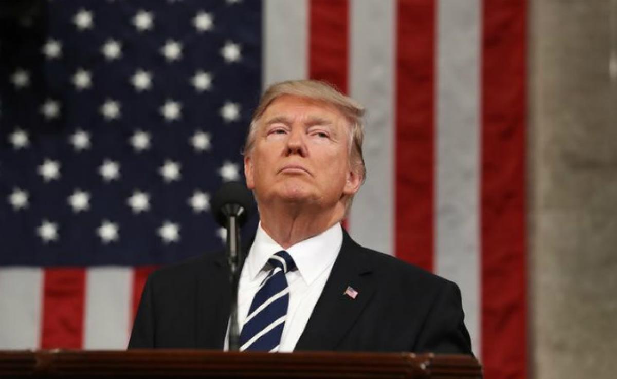 Donald Trump Seeks Options For Eliminating North Korea Nuke Threat