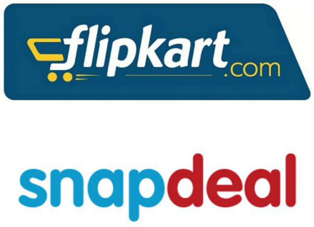 CEOs of Flipkart and Snapdeal stuck in tough ecommerce battle