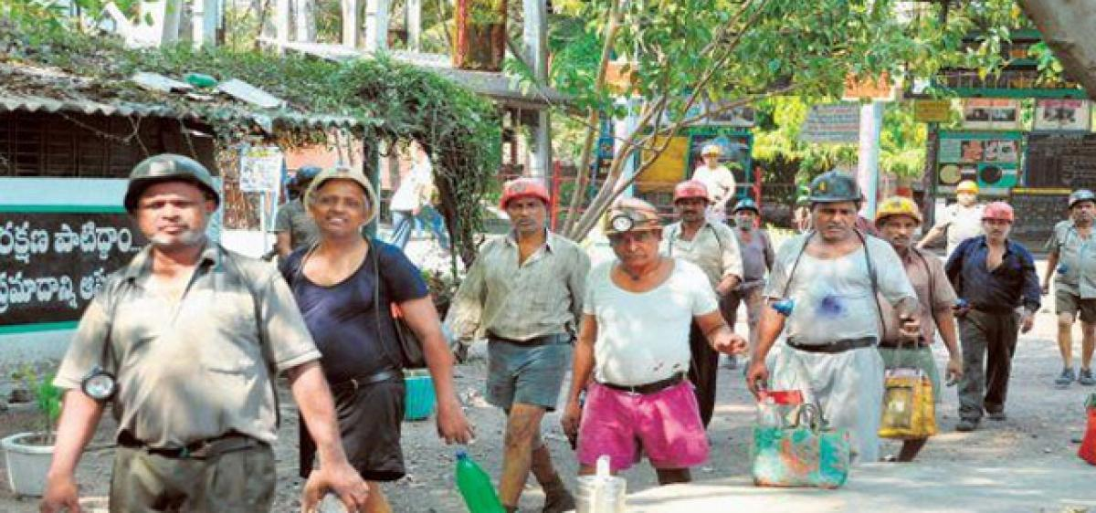 SC order on dependent jobs strains family ties of Singareni workers