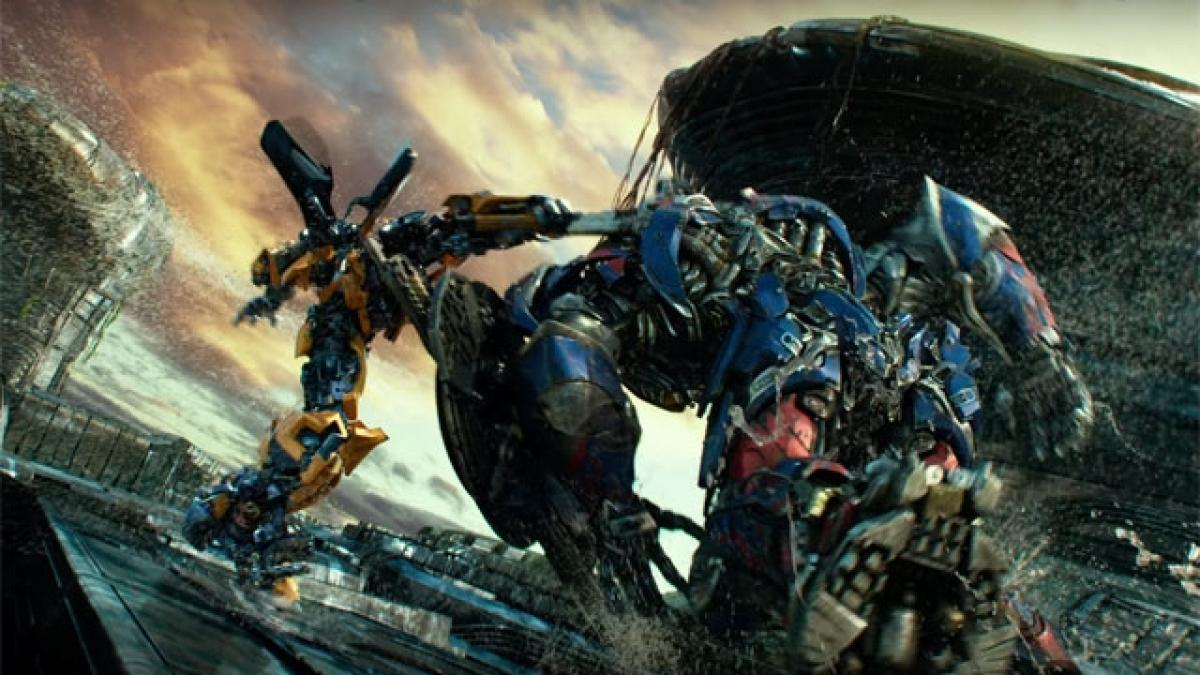 Transformers: The Last Knight aims to end feud between Optimus Prime, Bumblebee