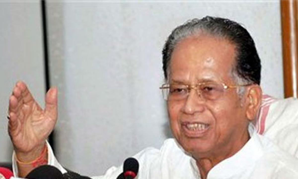Comment on Union Minister despicable: Gogoi