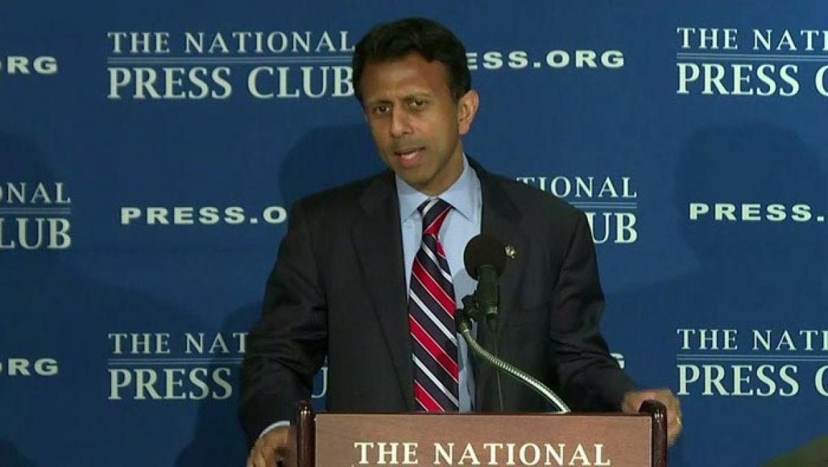 Indian American Bobby Jindal calls Donald Trump egomaniacal madman