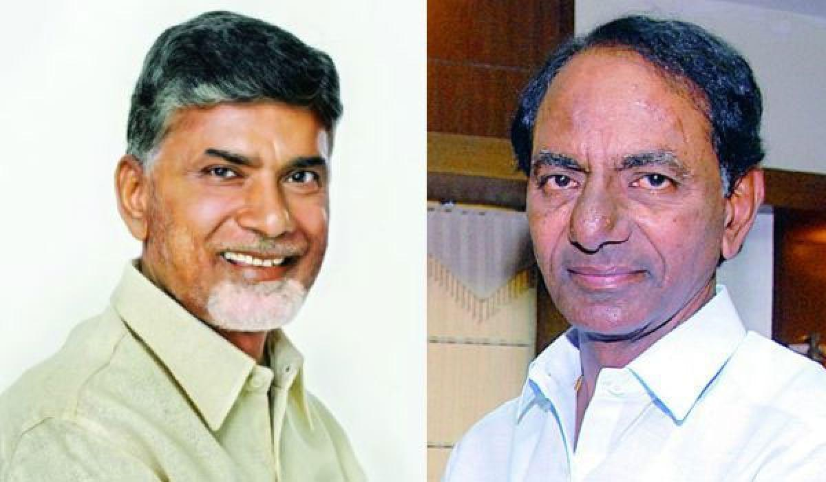 Naidu to hold parleys with TDP top brass