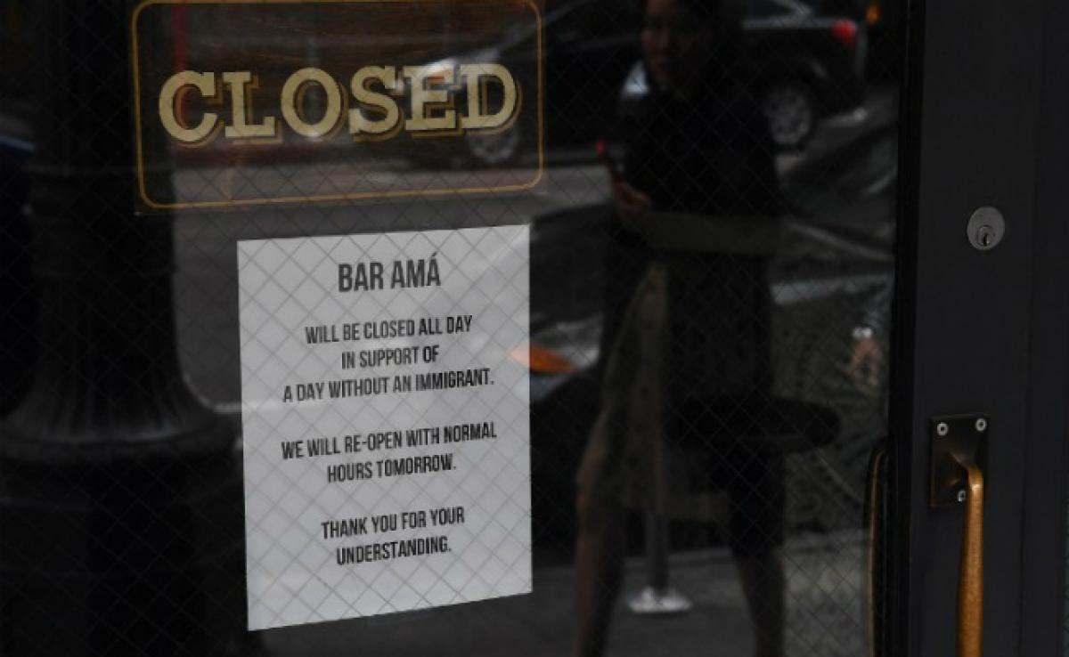 Across US, Eateries Close To Show Support For Immigrants