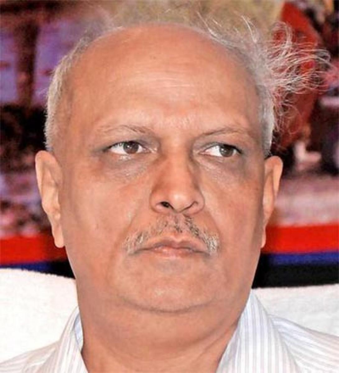 Krishna Rao meets top TRAI brass