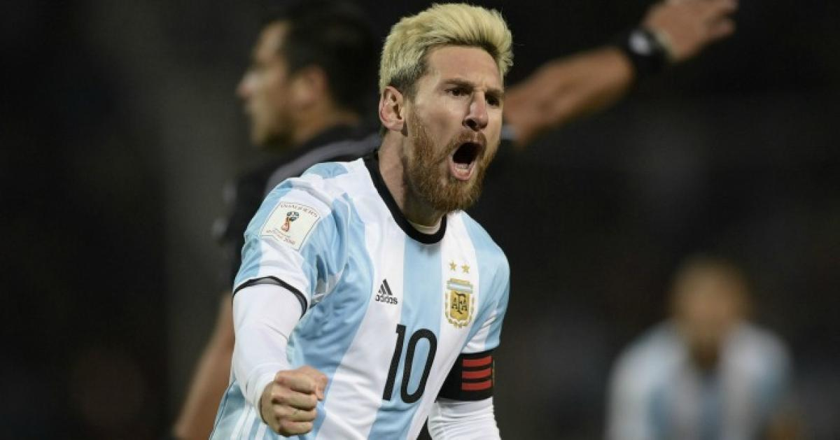 Lionel Messi makes a grand return to Argentina, scores the winning goal