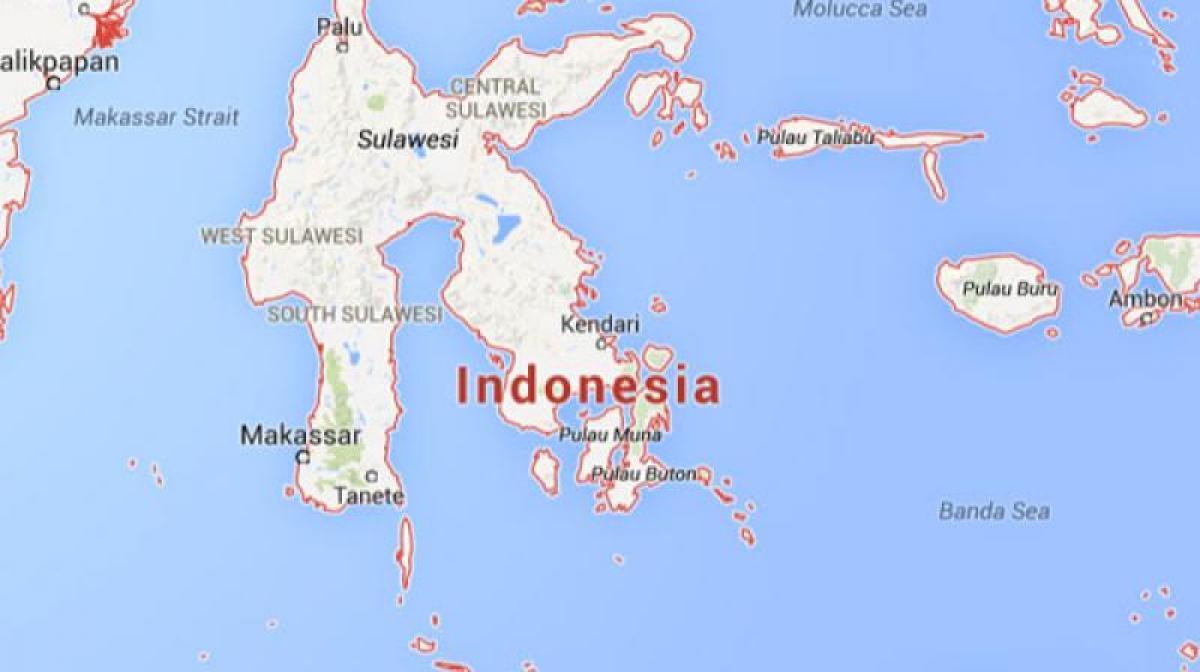 6.3 quake in eastern Indonesia, no tsunami alert