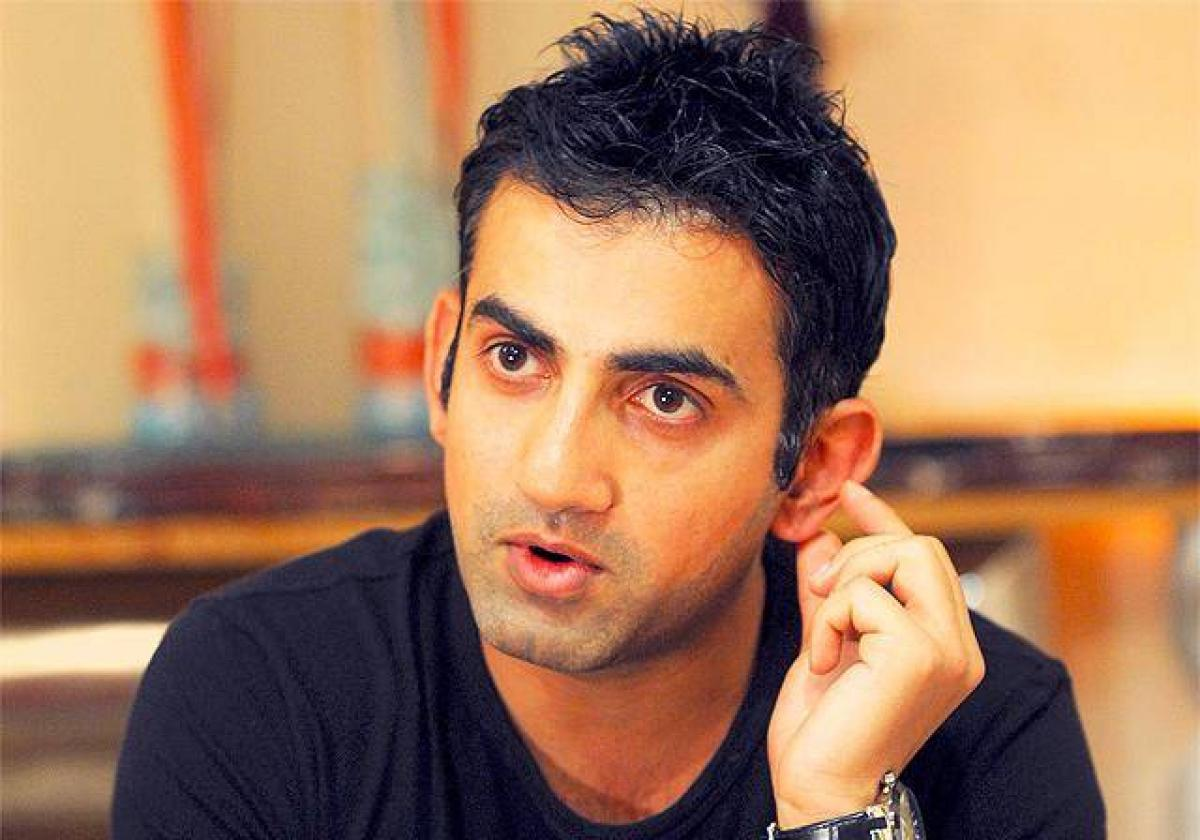 Ahead of MS Dhoni biopic release, Gambhir says cricketers dont need biopics