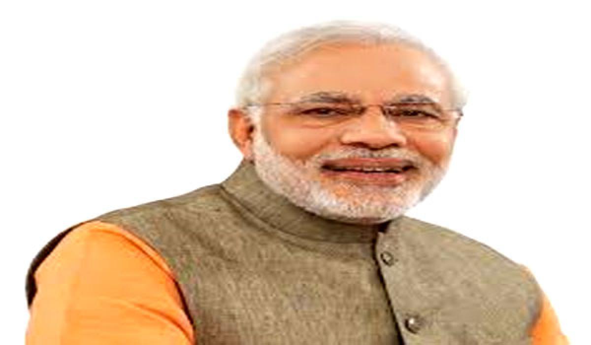 Modi is another Ambedkar: BJP