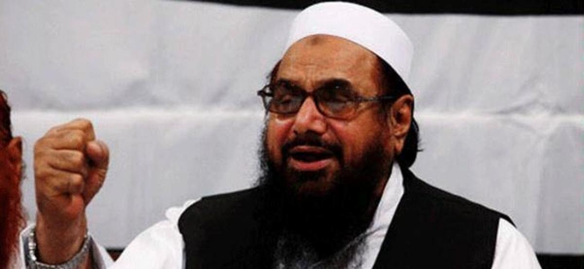 Pakistan cancels licences of 44 weapons issued to Hafiz Saeed and his aides