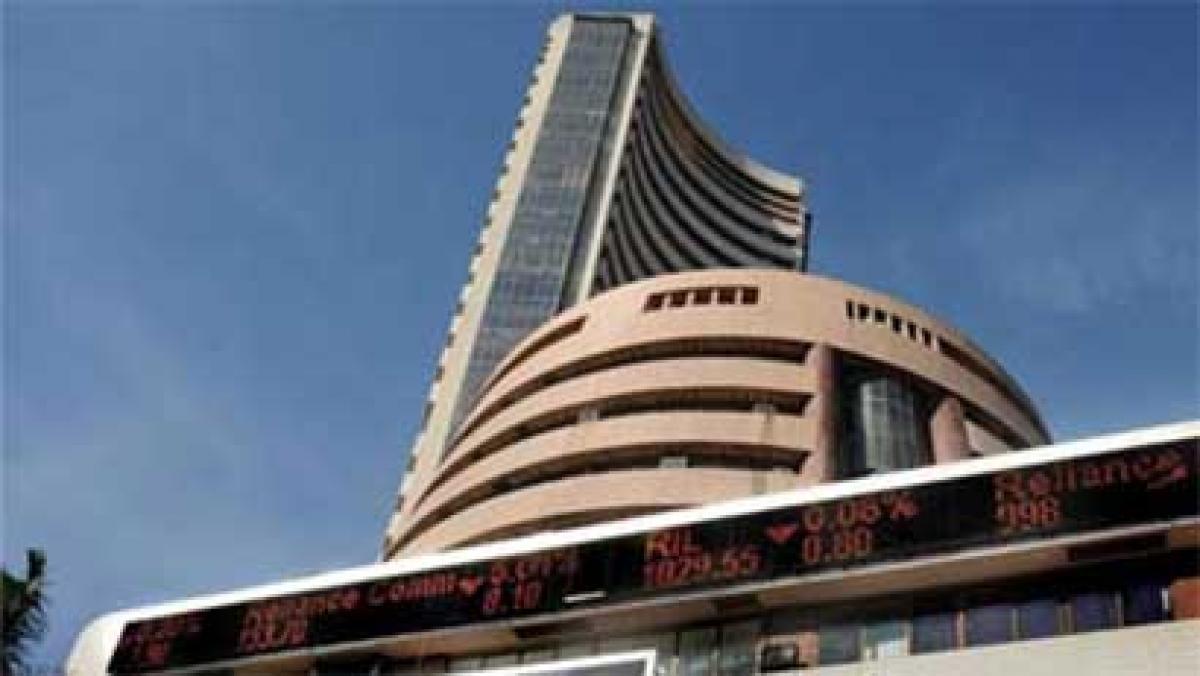 Markets open on higher note