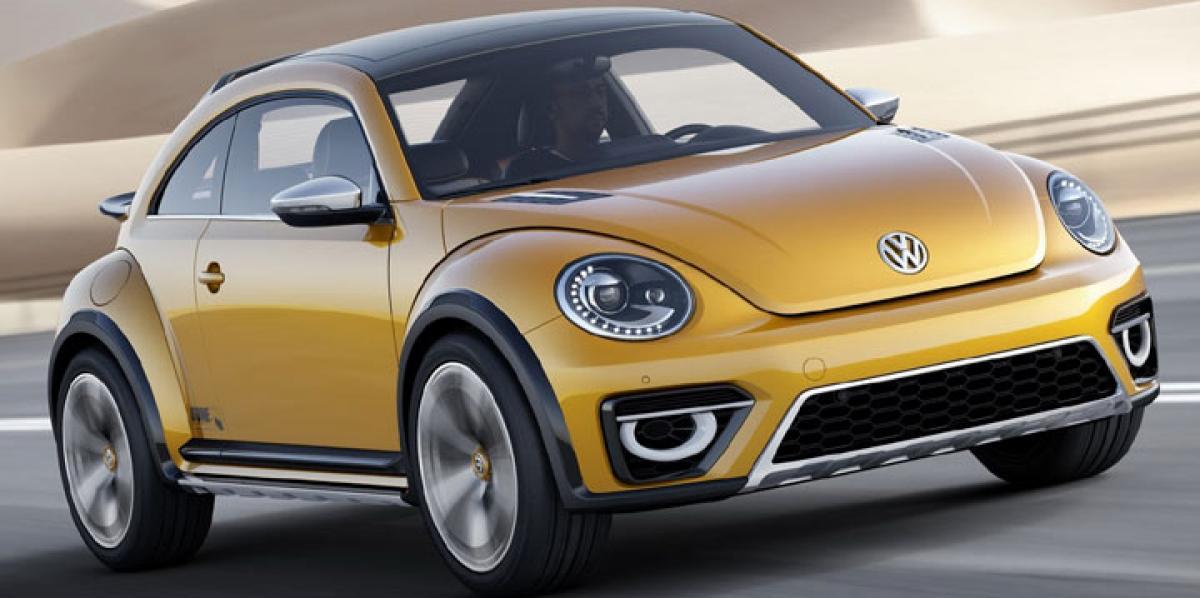 Volkswagen Beetle India to launch on Dec 19