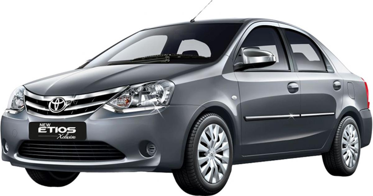 Toyota Etios Xclusive edition launched at 7.82 lakh