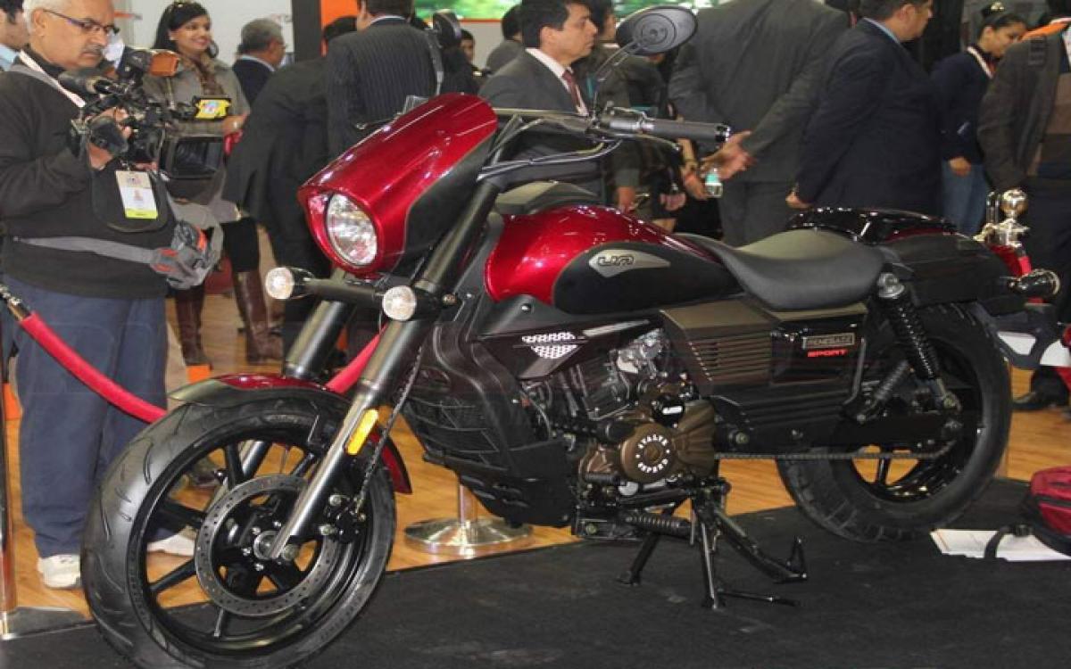 UM Renegade Sport S features price in India
