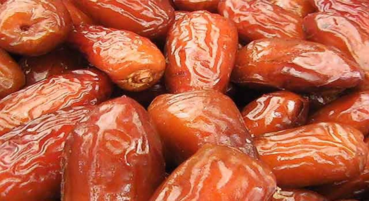 Dates to cost 20 per cent more this Ramzan