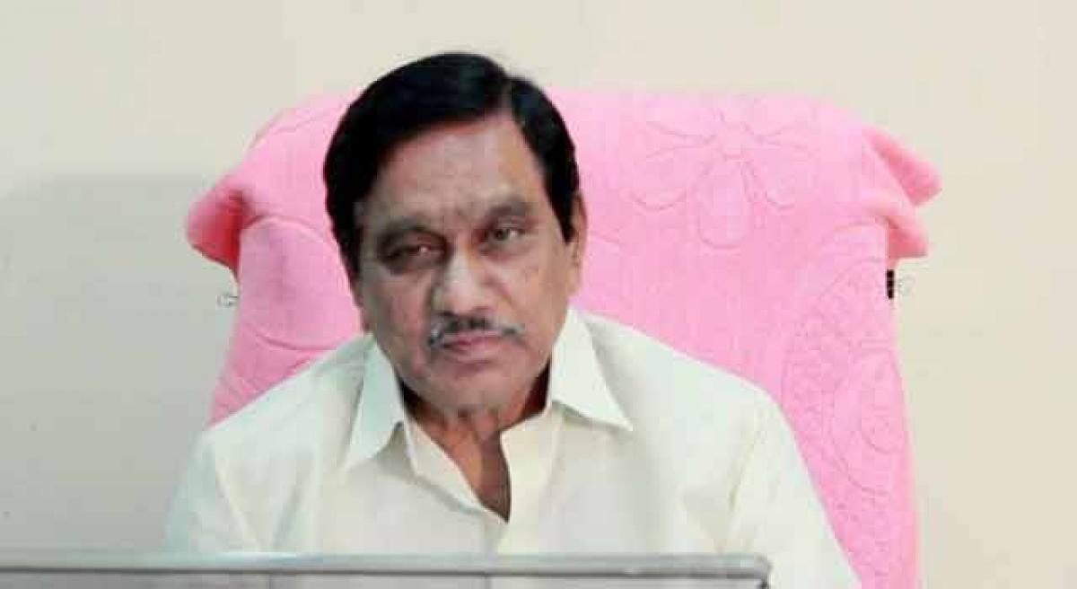 KE slams Jagan's doublespeak over Rayalaseema interests