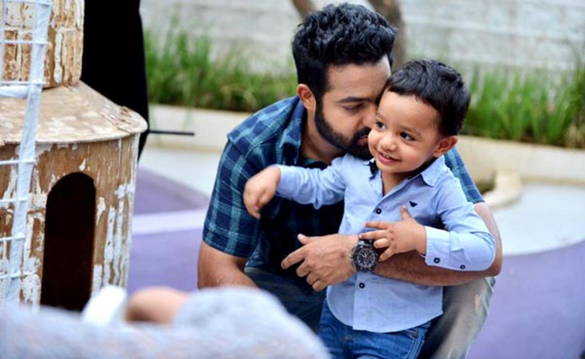 Picture talk: Jr NTR