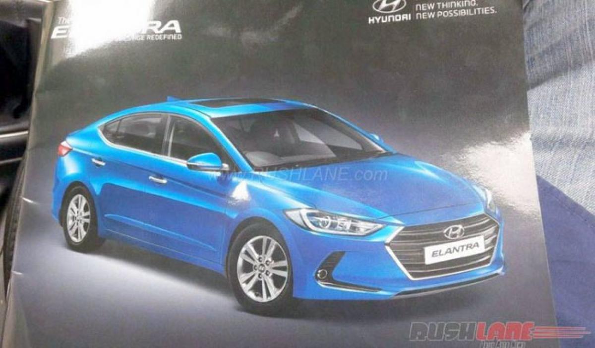 New Hyundai Elantra gets a more sophisticated theme