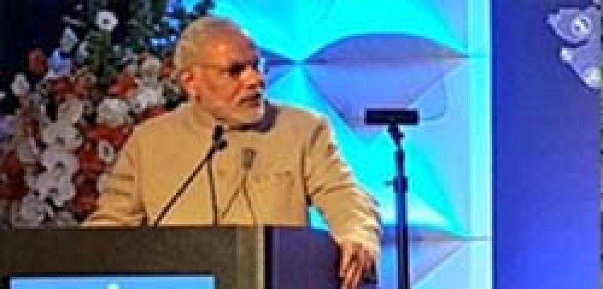 Free Wi-Fi at 500 railway stations across India, says Narendra Modi at Digital India event