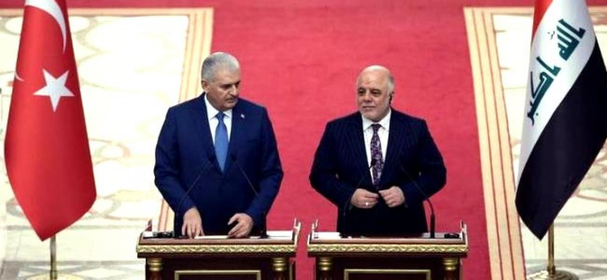 Iraq says deal reached over Bashiqa, Turkey says issue will be solved