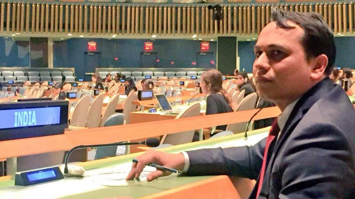 Indian Official elected to UN