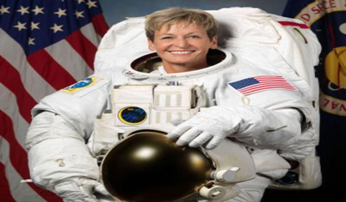 NASA's Peggy Whitson set to bethe oldest astronaut