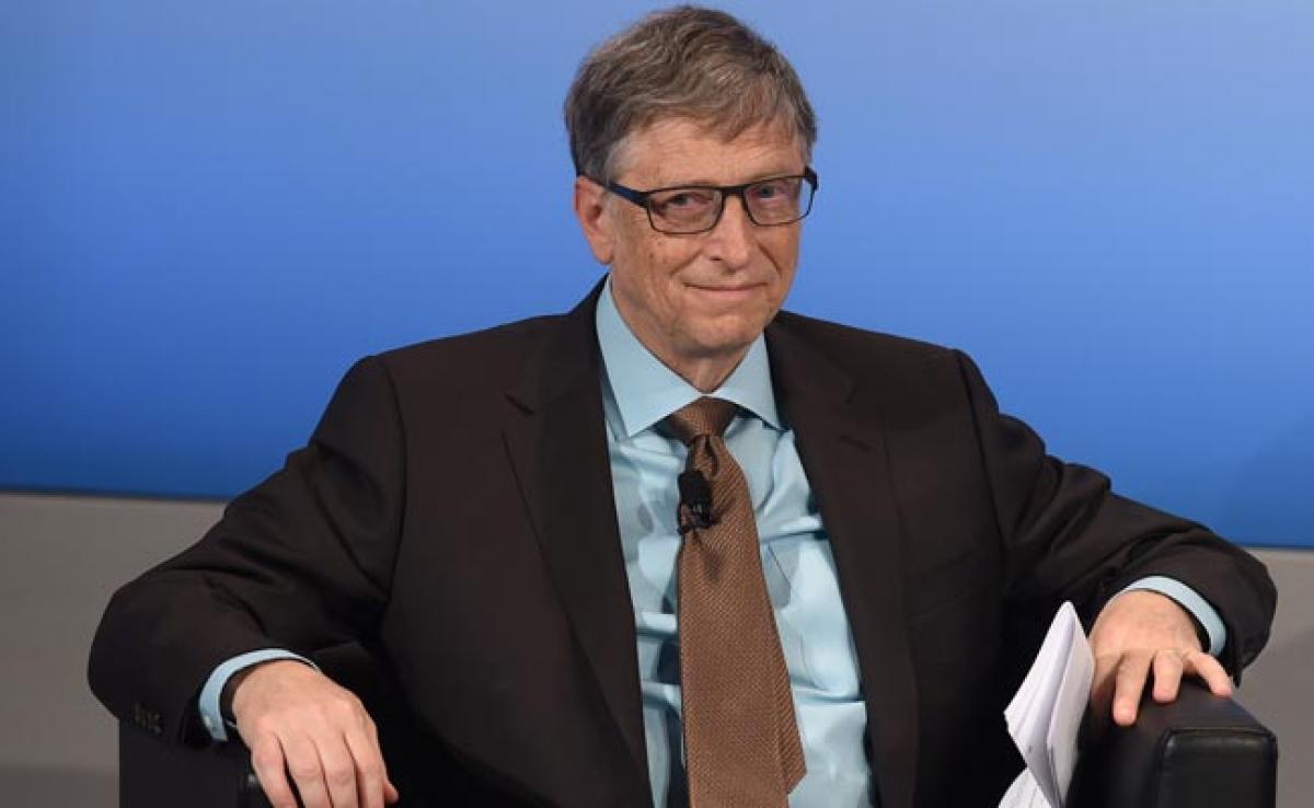 Bill Gates Tops Forbes List Of World