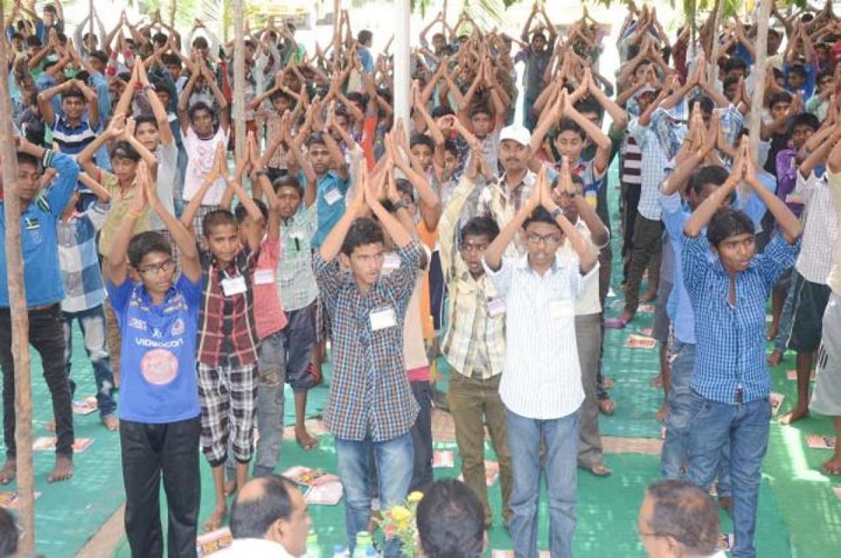 Tirumala Tirupati Devasthanams Subhapradam summer coaching camp from today