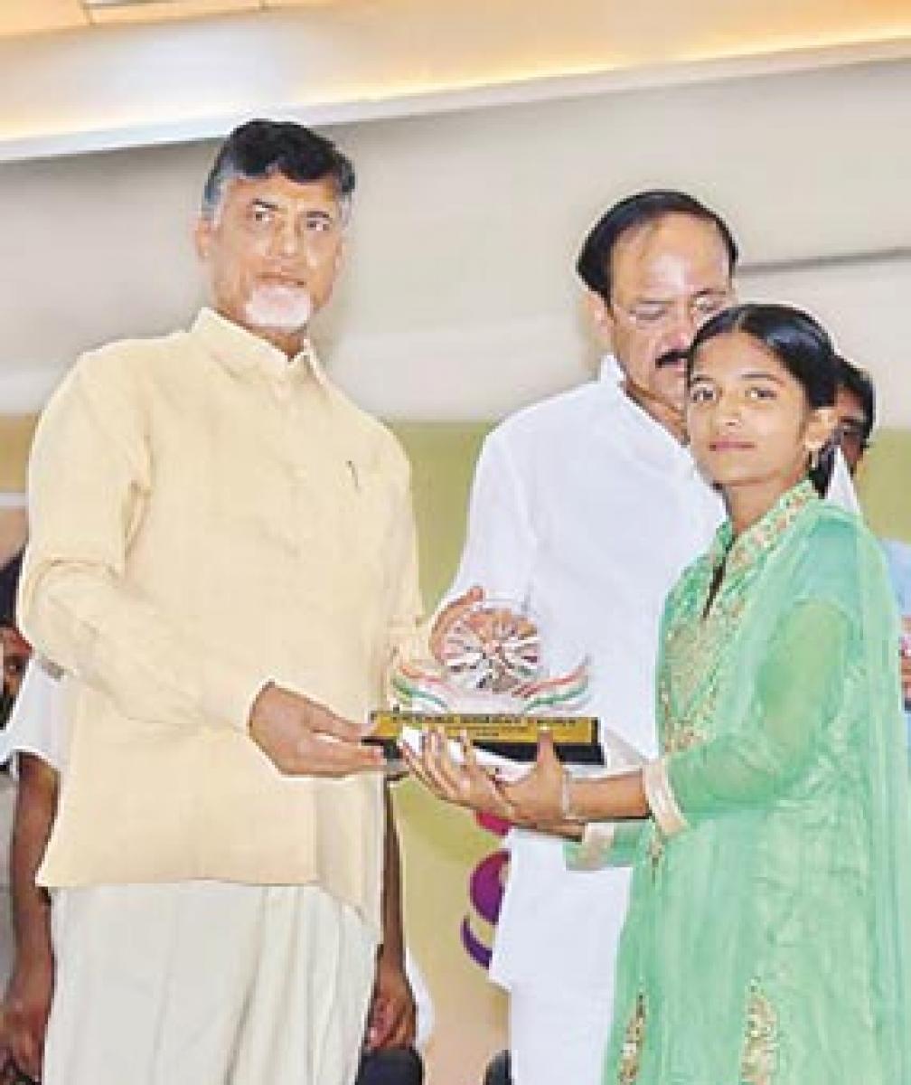 Speak mother tongue: Venkaiah to students