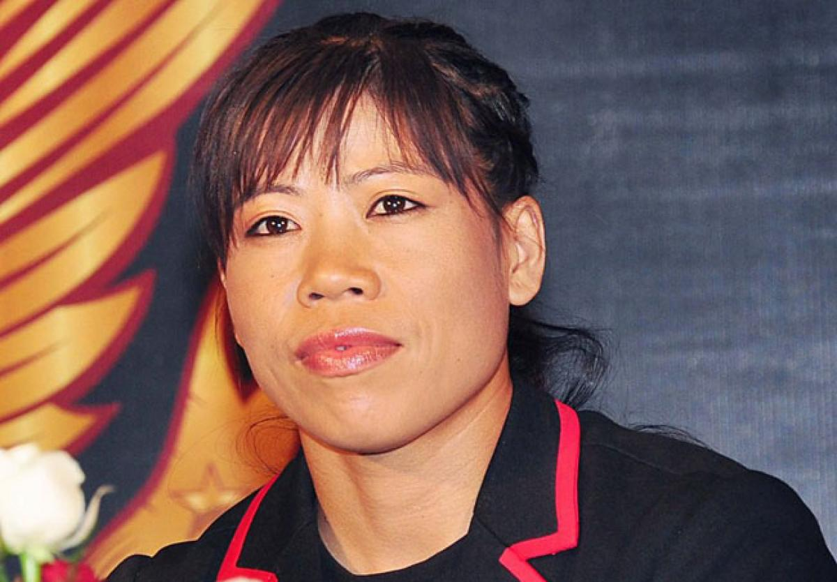 Mary Kom disappointed with only 2 Olympic medals in Rio
