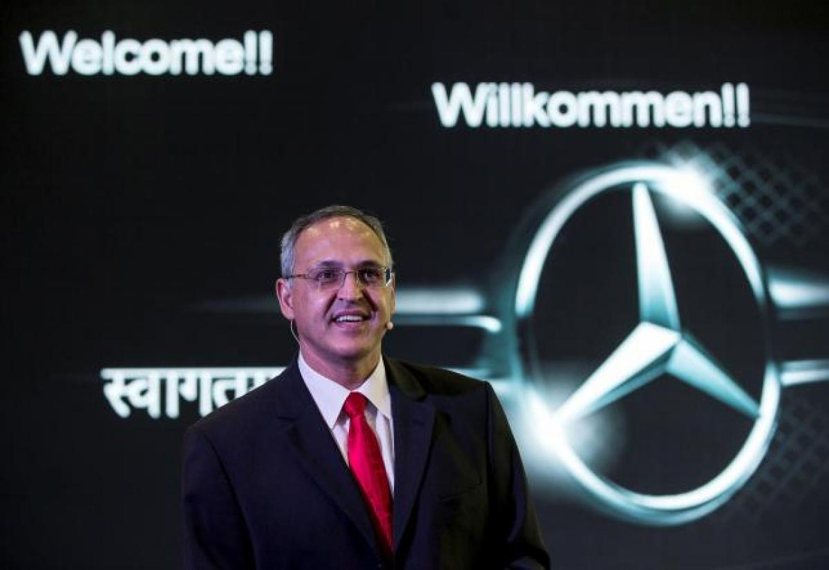 Mercedes Benz factory now in India