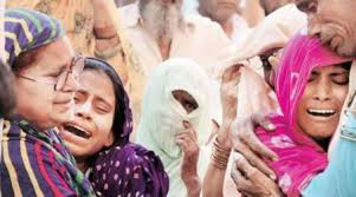 Dadri lynching: Homeguard constable detained for spreading beef rumour