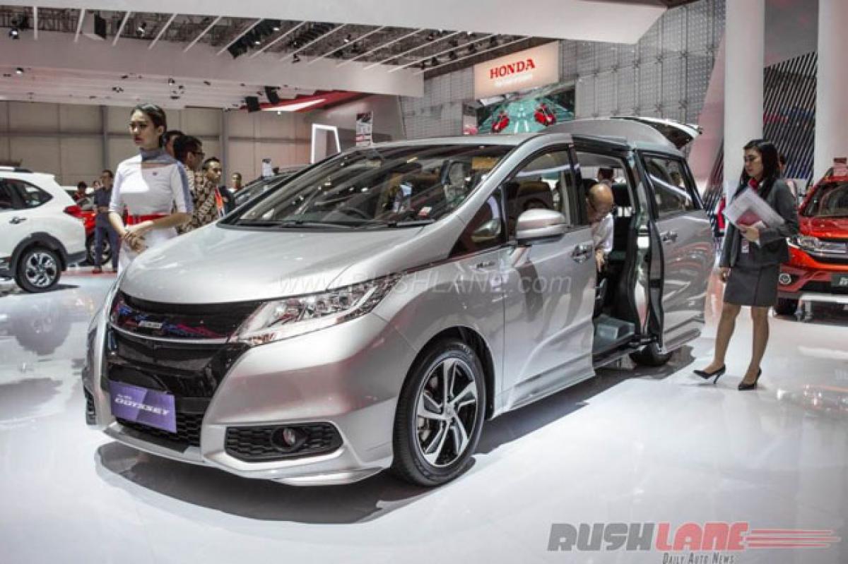 Honda Odyssey Mugen gets a sporty makeover