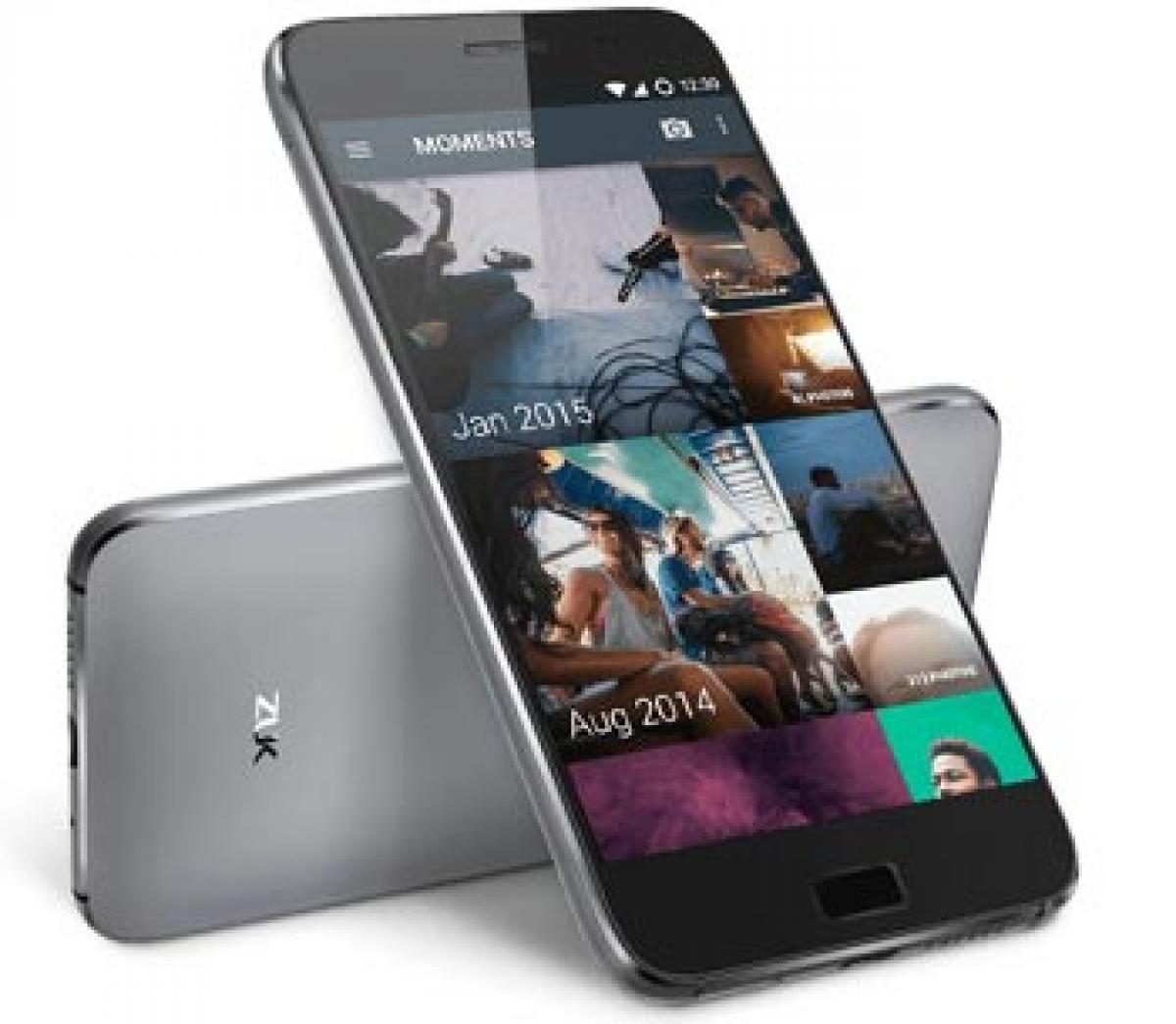 Lenovo launches ZUK Z1 smartphone in India