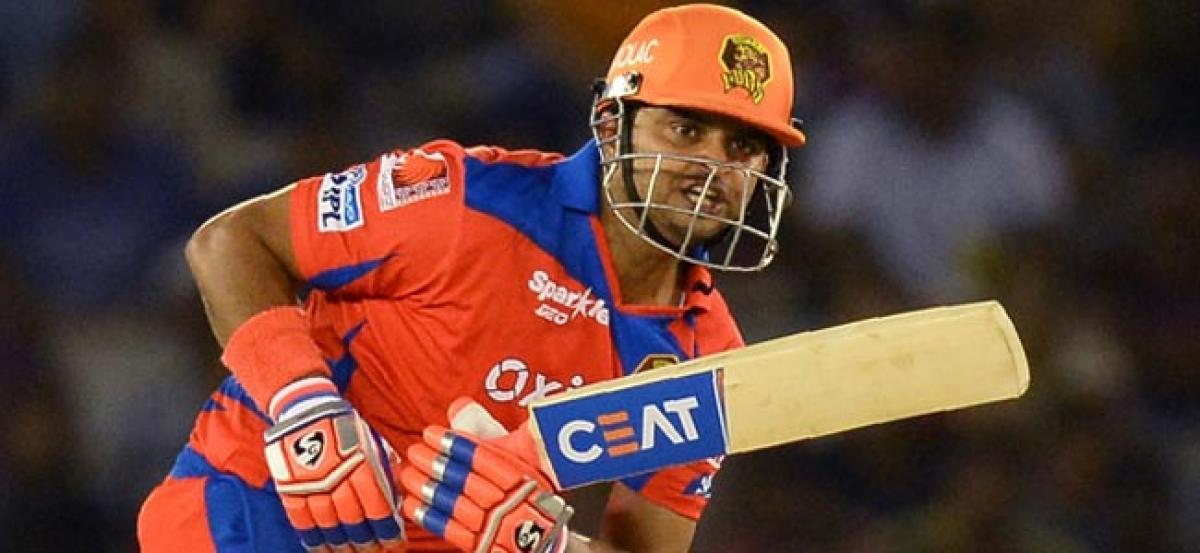 IPL-10: Raina asks Kohlis RCB to bat