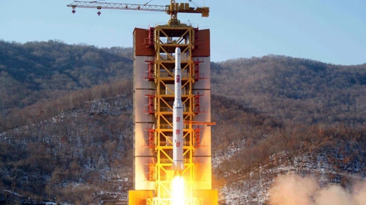 North Korea Tests New Rocket Engine: State News Agency