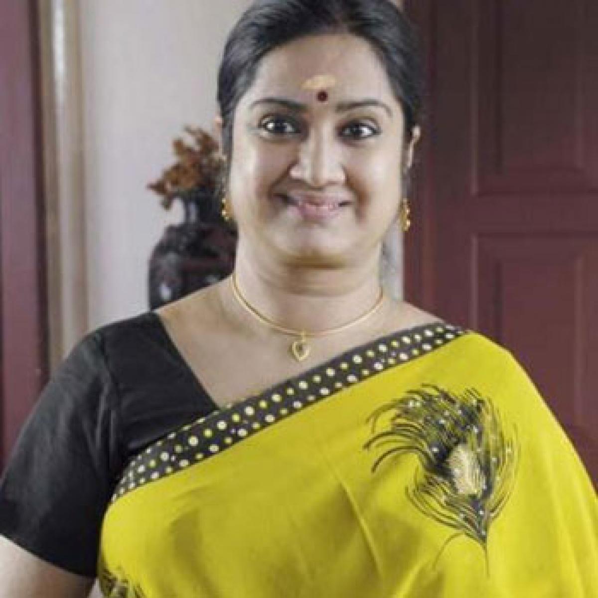 Malayalam actress Kalpana passes away