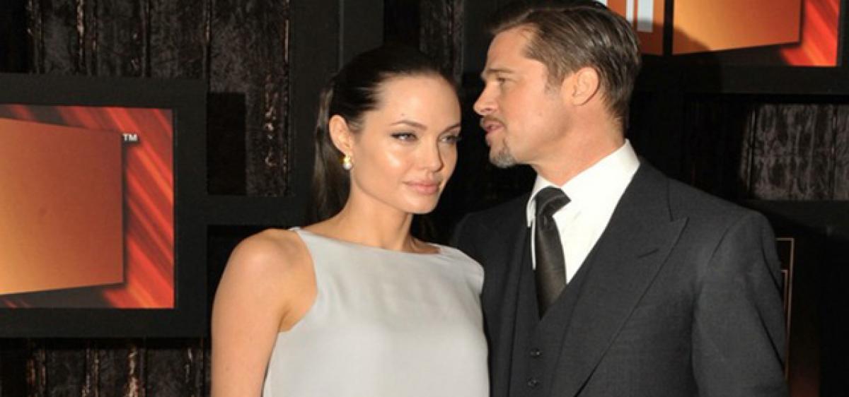 Jolie and Pitt dating again