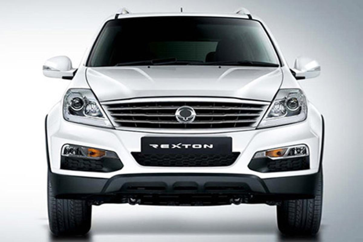 Mahindra Issues Recall For SsangYong Rexton
