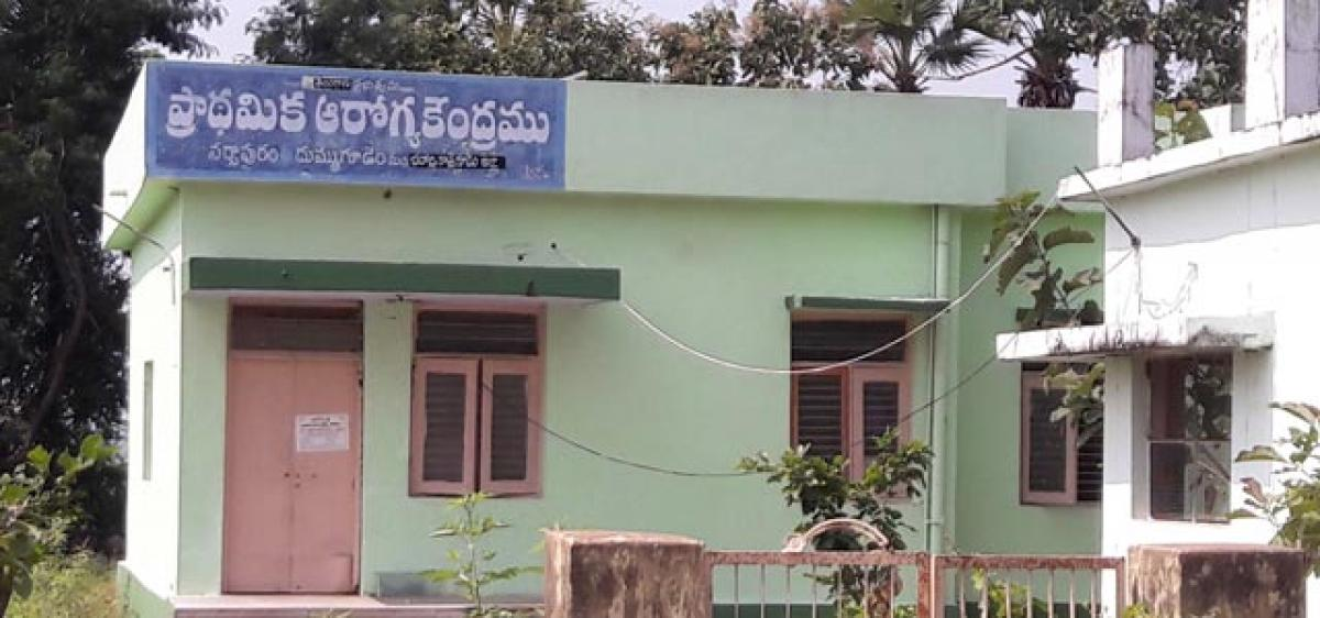 With no docs at PHCs: Bhadradri,Kothagudem tribals left in lurch